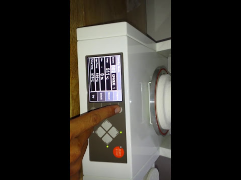 KDF Master plus porcelain furnace