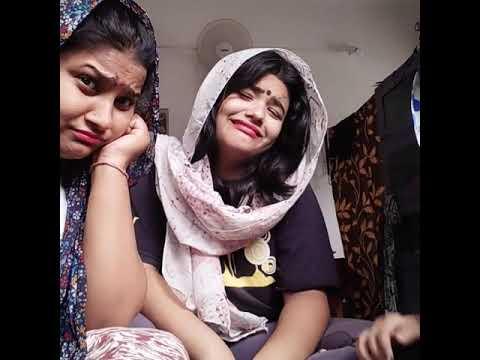 Mere hasband mujhko pyar nhi karte song dhasu action by lady's