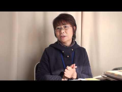 Hiroko Takagi Living in Temporary Housing