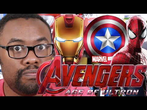 Nerd - Avengers Age of Ultron Trailer: http://youtu.be/tmeOjFno6Do SUBSCRIBE! Join the Black Nerd Cousins: http://bit.ly/subbnc http://twitter.com/blacknerd | http://fb.me/blacknerdcomedy Avengers...