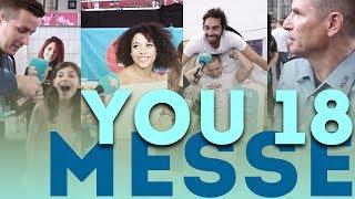 Video Rambazamba auf der YOU-MESSE 2018 MP3, 3GP, MP4, WEBM, AVI, FLV Agustus 2018