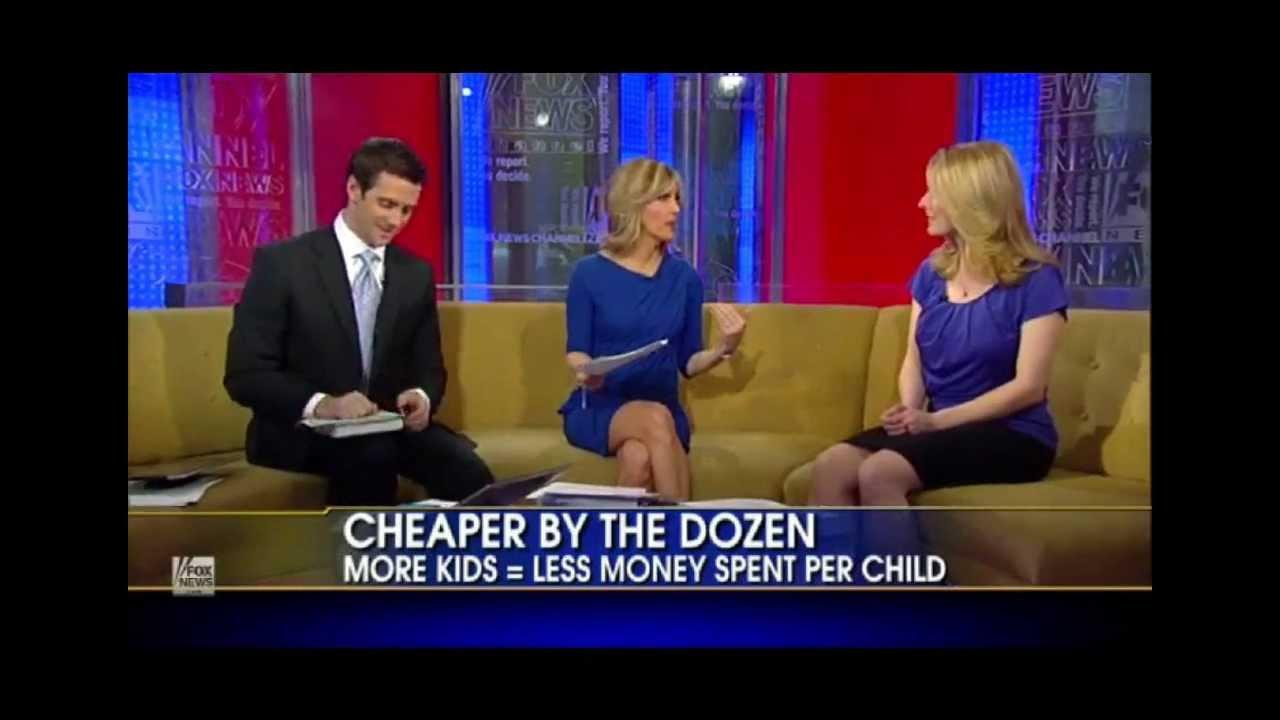 """Fox News: Laura Vanderkam & """"All The Money"""""""