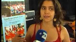 Coral de lavadeiras brasileiras faz apresentação na Espanha