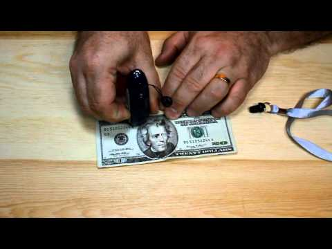 Using the Currency Detector