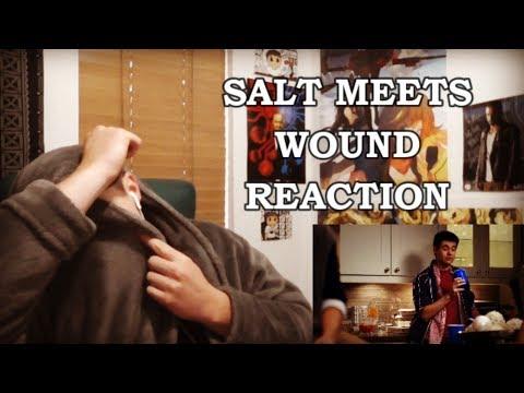 PRETTY LITTLE LIARS - 1X12 SALT MEETS WOUND REACTION