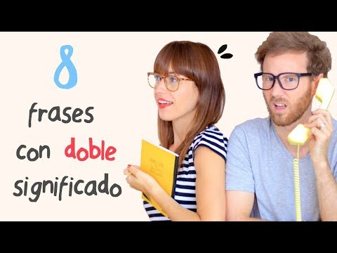 Frases sabias - 8 frases en inglés con doble significado