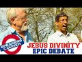 Jay Smith vs Shabir Yusuf | Religous Debate | Did Jesus Claim To Be God? | Speakers Corner