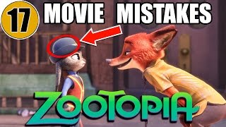 Video 17 Mistakes of ZOOTOPIA You Didn't Notice MP3, 3GP, MP4, WEBM, AVI, FLV Maret 2019