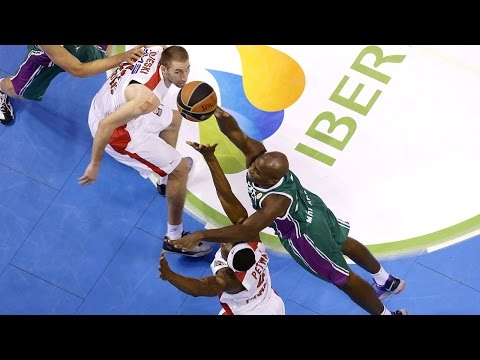 Highlights: Unicaja Malaga-Olympiacos Piraeus
