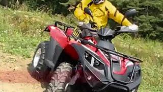 5. Linhai ATV 400LH 2B 4x4
