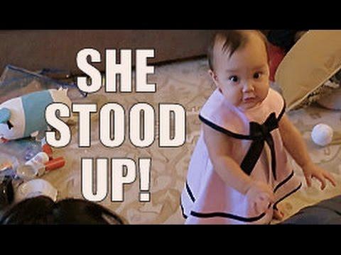SHE STOOD UP!!! – January 24, 2015 –  ItsJudysLife Vlogs