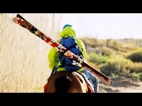 Thibaud Duchosal - Extreme Freeride Argentina