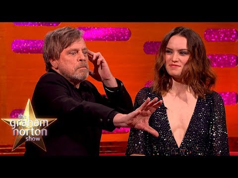 Mark Hamill USES The Force!  The Graham Norton Show
