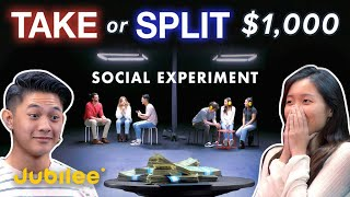 Video Will 6 College Students Agree to Split $1000? MP3, 3GP, MP4, WEBM, AVI, FLV Juni 2019