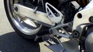5. 2005 HONDA CBR600F4I CBR 600 F4I MOTORCYCLE FOR SALE CUSTOM