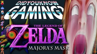 Video Zelda Majora's Mask - Did You Know Gaming? Feat. Yungtown MP3, 3GP, MP4, WEBM, AVI, FLV Oktober 2018