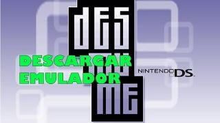 Descargar Emulador de Nintendo DS DeSmuME para PC  Configuracion 2017 ===============CLIC EN MOSTRAR MAS==================Descargar Emulador de Nintendo DS DeSmuME para PC  Configuracion 2017 ===========LINK DEL EMULADOR EN MI BLOG =============http://supertutorialeshd.blogspot.com/2016/06/emuladores.html====================================================PROGRAMAS NECESARIOS PARA LA INSTALACION DEL EMULADOR[WINRAR] http://sh.st/QAQZkVisual C++ 32 bits: https://www.microsoft.com/es-ES/downl...Visual C++ 64 bits: https://www.microsoft.com/es-ES/downl...====================================================SIGUEME EN MIS REDES SOCIALES:FANS:https://www.facebook.com/SuperTutoria...GOOGLE+:https://plus.google.com/u/0/107520079...VISITA MI BLOGhttp://supertutorialeshd.blogspot.com/=====================================================Aquí podras descargar mi extensión para Google Chrome y Mozilla.http://myapp.wips.com/super-tutoriale...=====================================================Gracias por su apoyo....XD