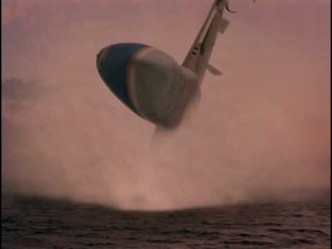 AirForce One - WORST SPECIAL FX In The History Of Mainstream Hollywood Movies!!