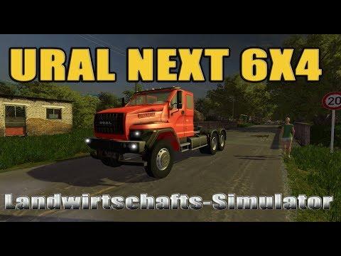 URAL NEXT 6X4 v1.1.1
