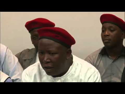 Malema: We'll take over South Africa