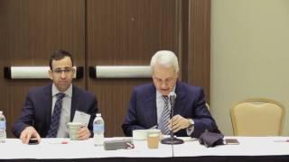 Itamar Panel Symposium HRS 2016