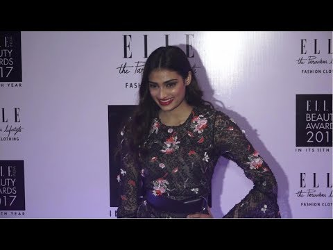 Athiya Shetty At Elle India Beauty Awards 2017