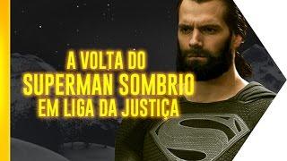 Video A volta do Superman sombrio em Liga da Justiça | OmeleTV MP3, 3GP, MP4, WEBM, AVI, FLV Desember 2017