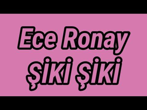 Ece Ronay Şiki Şiki (Lyrics)