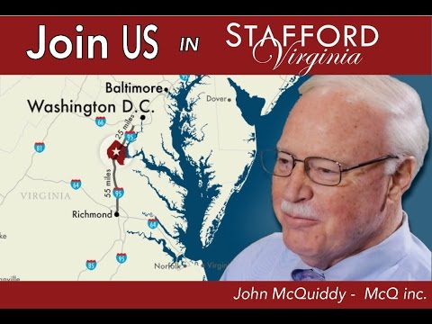 Join Us in Stafford, Virginia - McQ