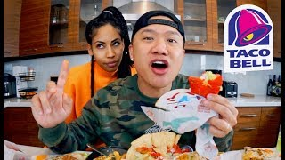 Video Wifey Argument During Muk Bang - Taco Bell Entire Menu! MP3, 3GP, MP4, WEBM, AVI, FLV Maret 2019