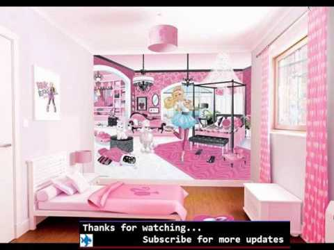 Wall Murals For Teenage Girl | Girls Room Murals Ideas