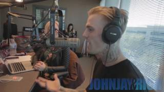EXCLUSIVE: Aaron Carter tells Johnjay and Rich exactly why he has a problem with Justin Bieber.
