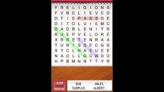 Word Search: Game of Words YouTube video