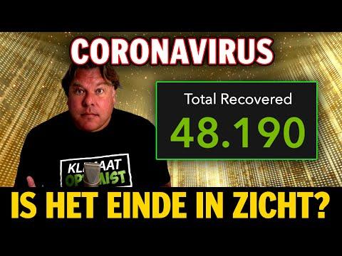 Coronavirus is het einde in zicht- Jensen