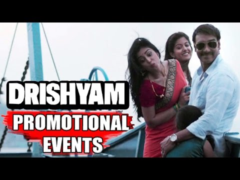 Drishyam Movie (2015) | Ajay Devgn, Tabu, Shriya Saran | Pre Release Promotion