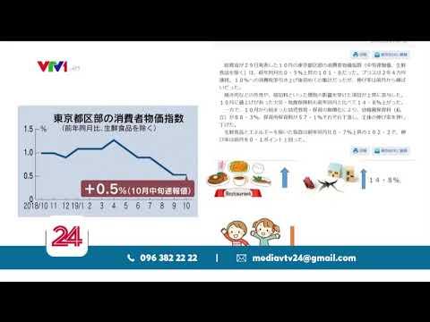 Giá tiêu dùng tại Nhật ra sao sau 1 tháng tăng thuế? @ vcloz.com