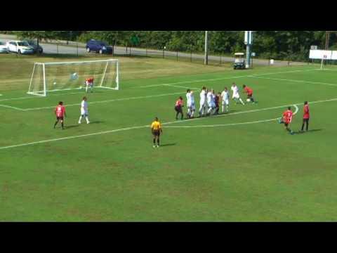 Development Academy Playoffs: Goal Highlight - June 25, 2010