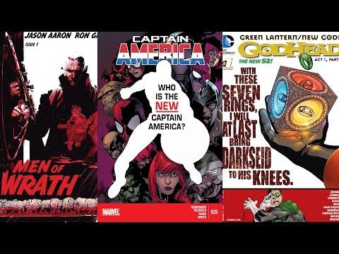 Comic Book Reviews from Pete's Basement Season 7, Episode 32 Part 1 - 10.7.14
