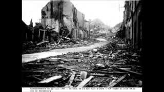 Boulogne-sur-Mer France  city photo : BOULOGNE SUR MER au lendemain des BOMBARDEMENTS
