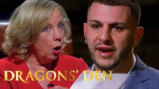 Video The Dragons Clash With a Tempered 'Control Freak'  | Dragon's Den MP3, 3GP, MP4, WEBM, AVI, FLV September 2019