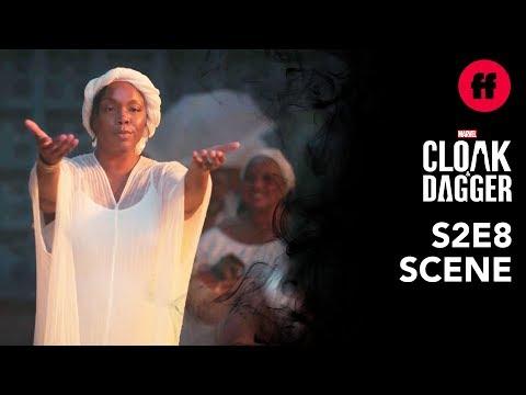 Marvel's Cloak & Dagger Season 2, Episode 8 | Evita's Voodon Wedding | Freeform
