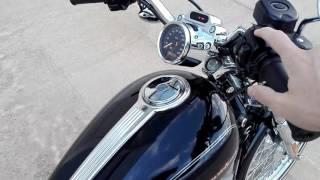 8. Harley Davidson Sportster 883 custom 2006