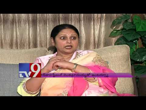 "Actress Jayasudha & R Narayanamurthy on ""Head Constable Venkatramaiah"""