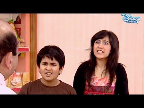 Best of Luck Nikki | Holi Special - Part 1 | Disney Channel
