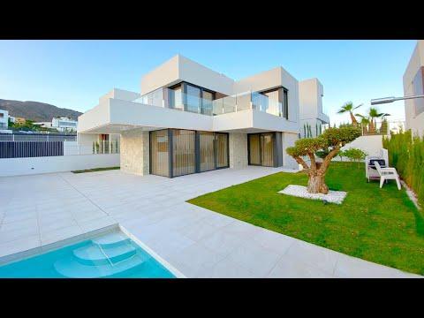 Rent luxury villa, house/Benidorm/Rental properties/Spain/Holidays/Alquiler en España/Chalet lujo