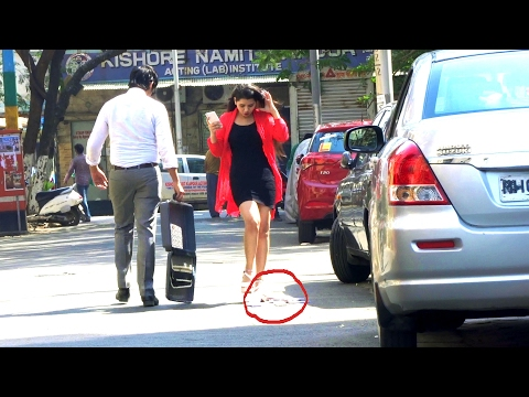 Dropping ₹10 Lakh 💰 In Front Of Hot Girls Prank (Shocking Reactions) | One In All