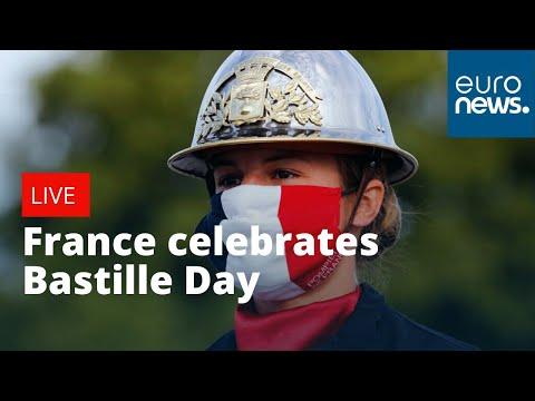 Bastille Day celebrations in France | LIVE