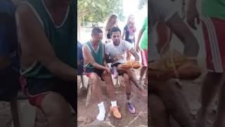 Daniel Slves e as férias na Bahia 2017
