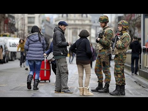 Βρυξέλλες: Να ξεπεράσουν το σοκ προσπαθούν οι κάτοικοι