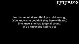 Linkin Park - She Couldn't [Lyrics on screen] HD